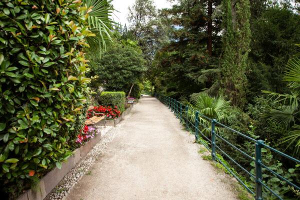 Gilfpromenade di Merano