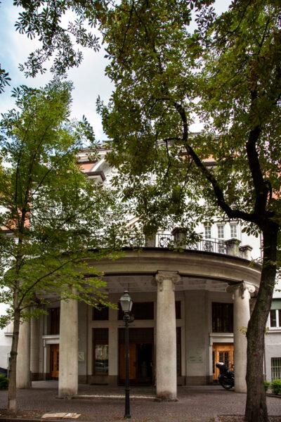 Kurmittelhaus - Palazzo delle Vecchie Terme di Merano