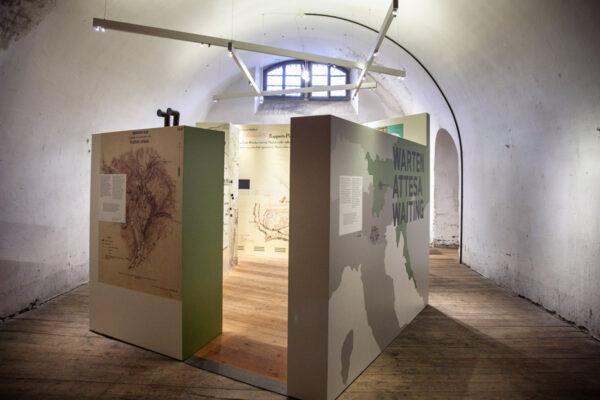 Museo Permanente nel Forte di Fortezza - La cattedrale nel Deserto