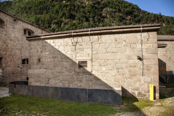 Polveriera del Forte di Fortezza
