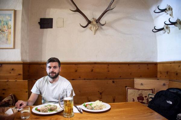 Winstube Schwemme - Dove mangiare a Vipiteno - Cibo Tipico