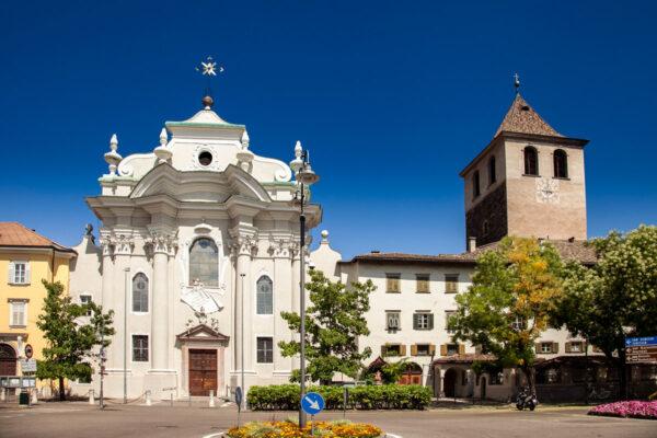 Abbazia di Muri Gries e parrocchia di Sant'Agostino