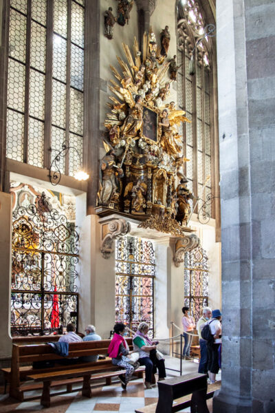Cappella absidale del Duomo di Bolzano