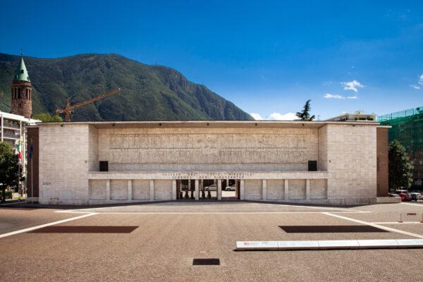 Casa del Fascio di Bolzano - palazzo degli uffici finanziari