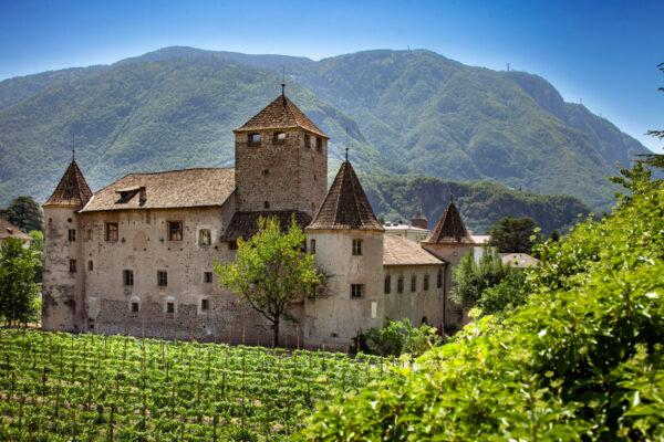 Castel Mareccio del XIII secolo
