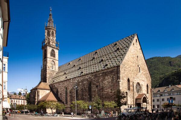 Duomo di Bolzano dedicato a Santa Maria Assunta
