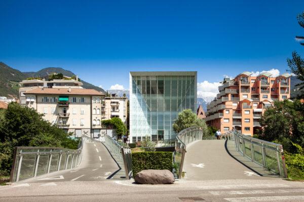 Fondazione Museion - museo di arte contemporanea di Bolzano