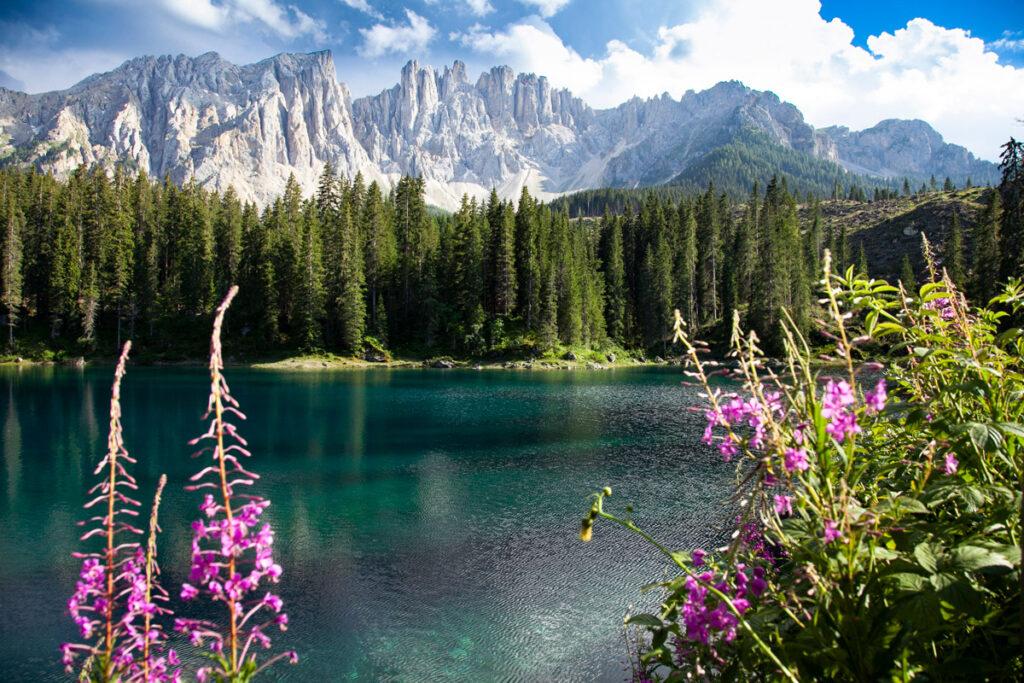 Lago di Carezza e Massiccio del Latemar - Leggenda delle Bambole del Latemar