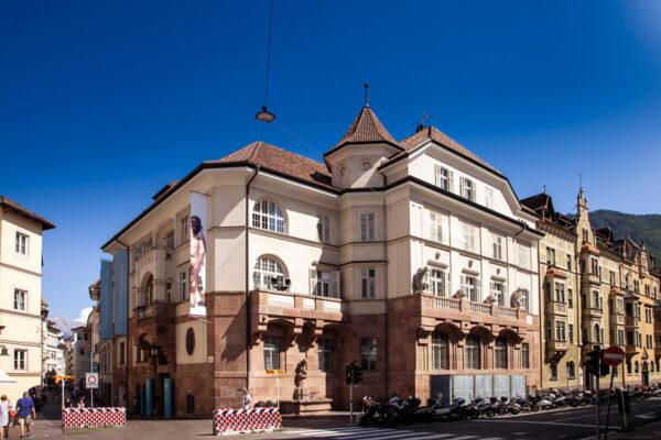 Museo Archeologico dell'Alto Adige vista esterna