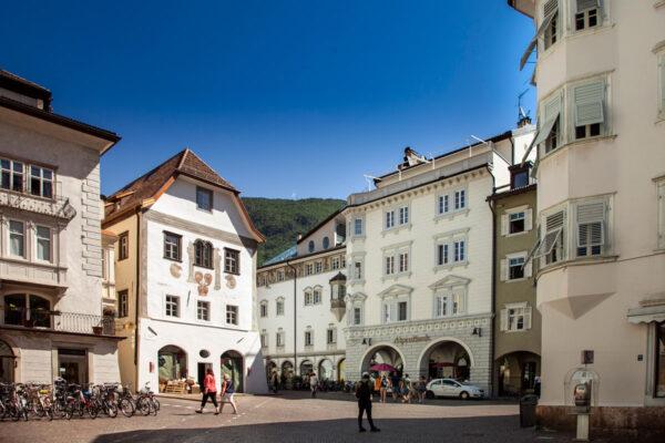 Piazza del Grano di Bolzano