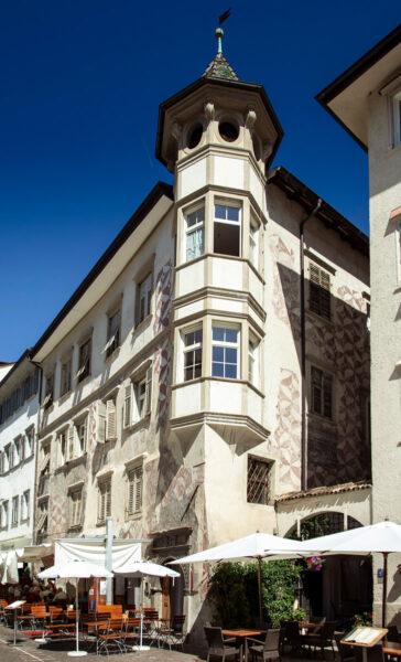 Residenza Troilo e torretta angolare
