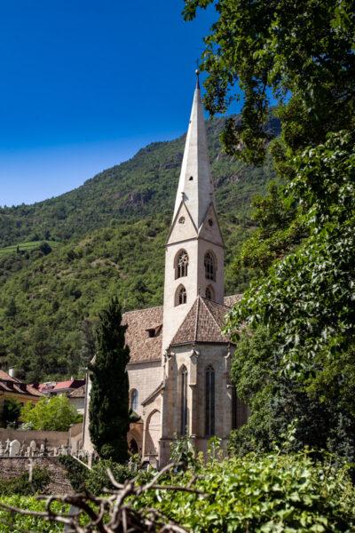 Vecchia chiesa parrocchiale di Gries