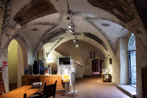 Volte affrescate di Castel Mareccio