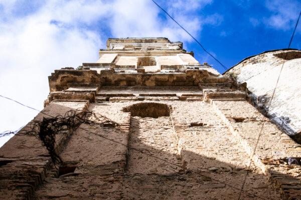 Campanile della Chiesa di Sant'Egidio