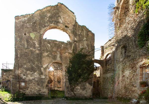 Facciata oratorio di San Giovanni Battista