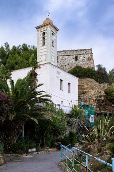 Torre dell'Arma a Taggia
