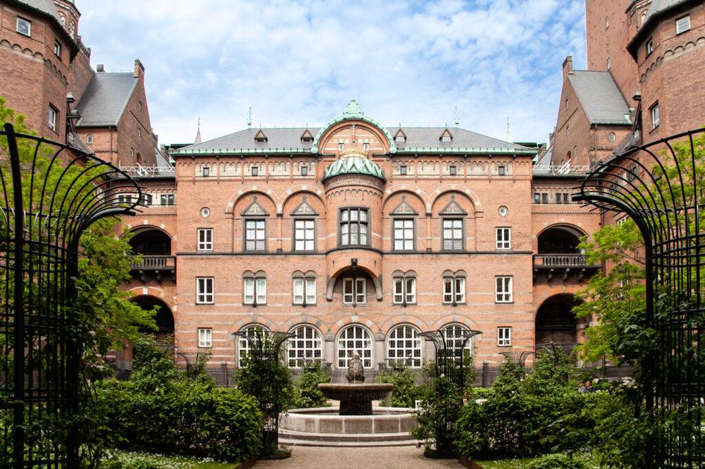 Copenaghen - Municipio