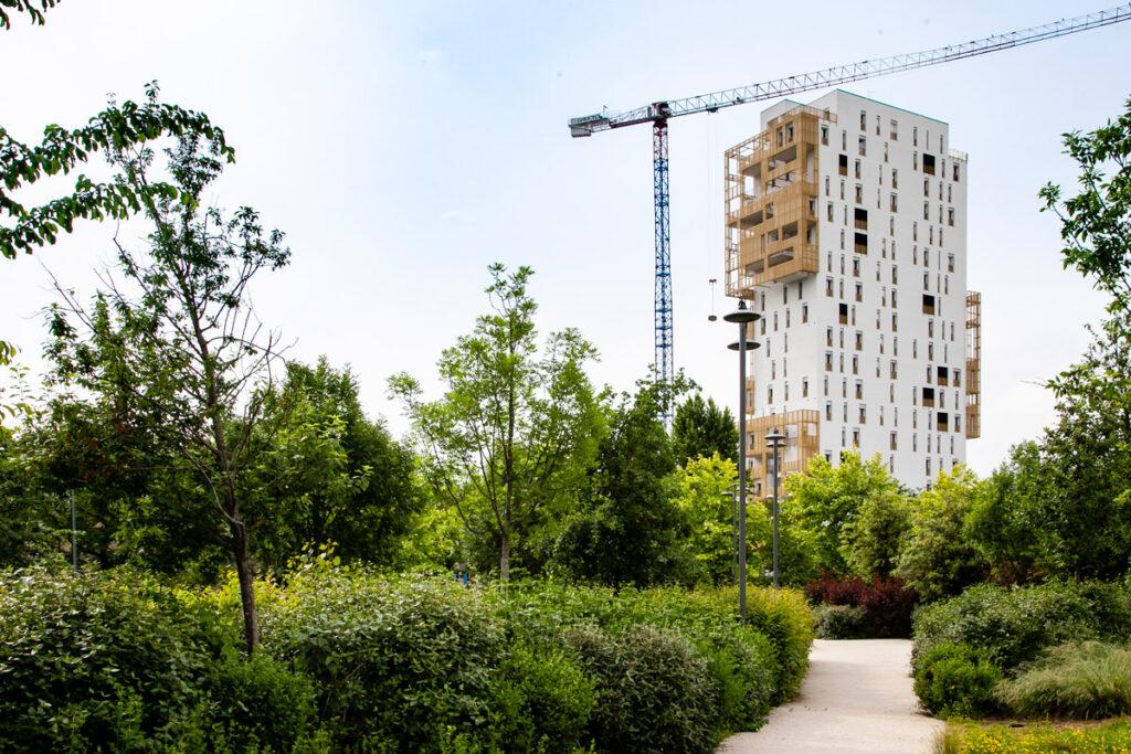 La Torre Aurora di CityLife - Milano