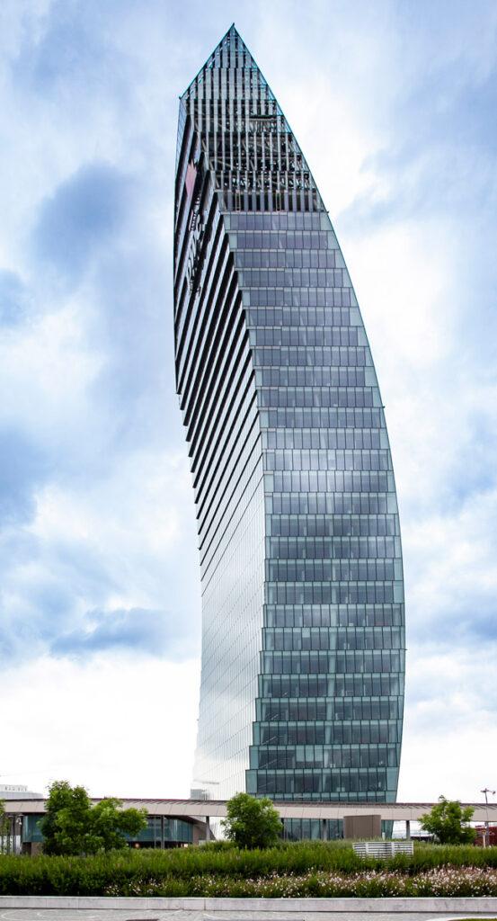 Torre Libeskind - Il Curvo di Tre torri