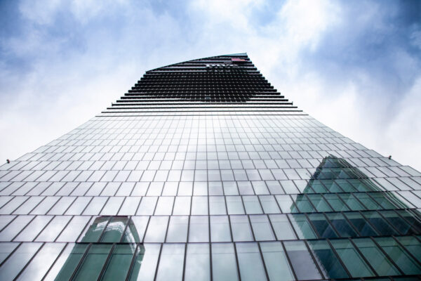 Torre Libeskind - Il curvo di Tre Torri - Superficie