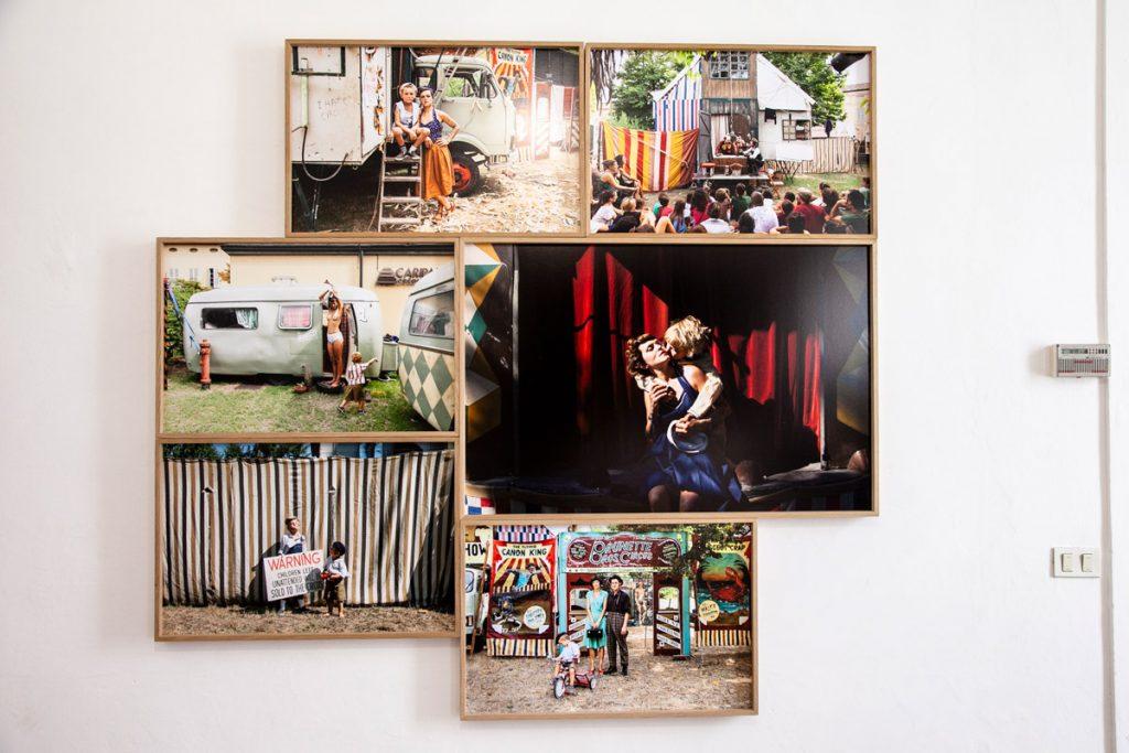Circus Love di Stephanie Gengotti a Cortona On The Move 2021