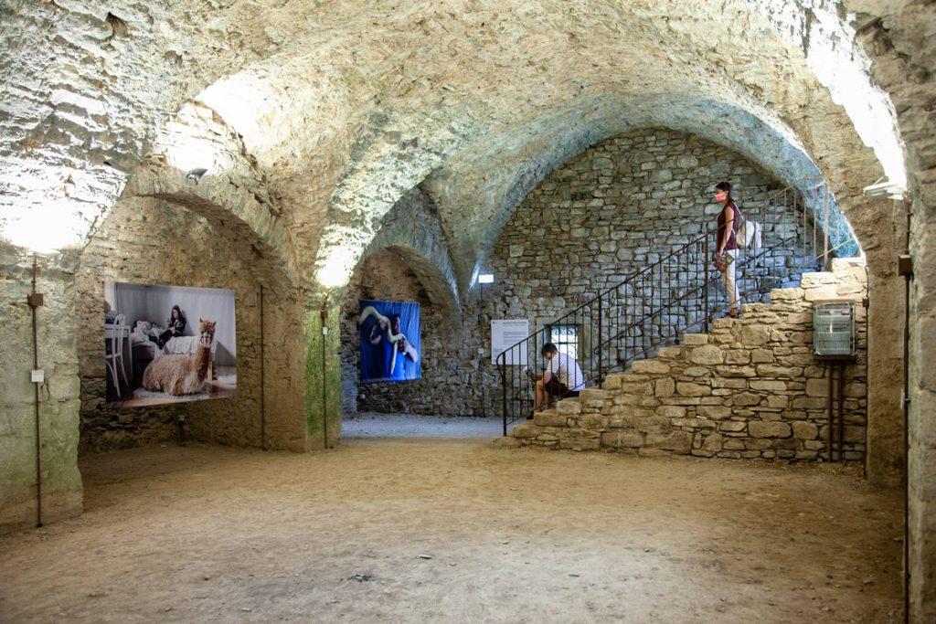 Fellow Creatures di Aleksi Poutanen alla Fortezza del Girifalco di Cortona
