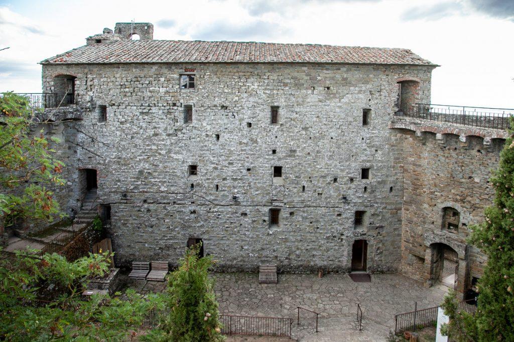 Fortezza del Girifalco di Cortona