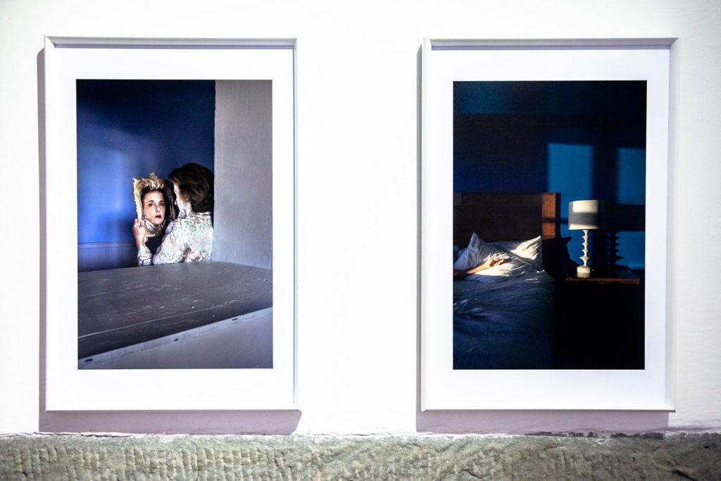 Jo Anna Chaus – Conversations with Myself a Cortona On The Move 2021