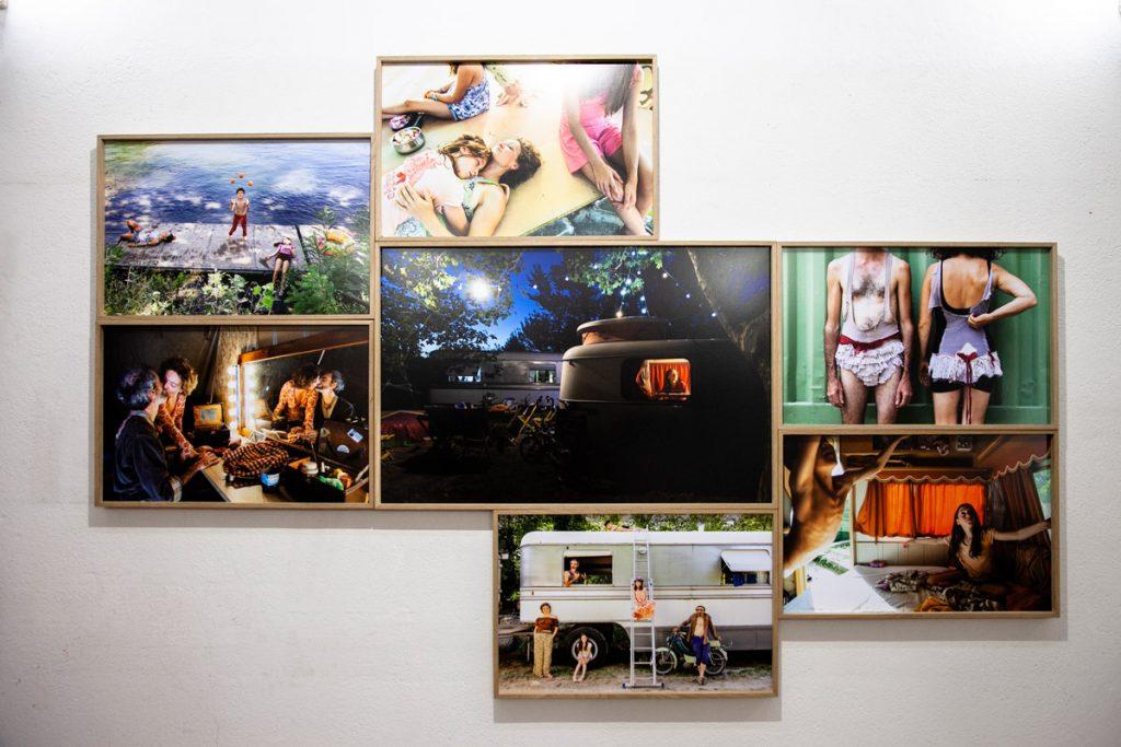 Le fotografie di Circus Love di Stephanie Gengotti