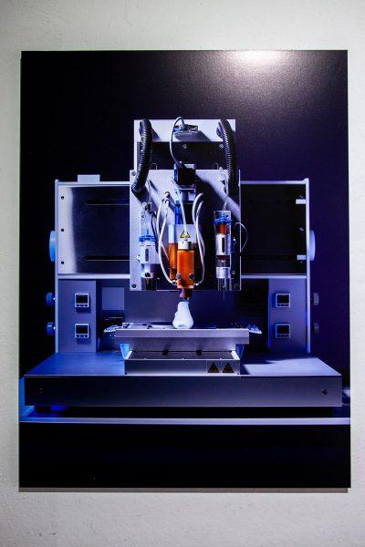 New Artificiality a Cortona On The Move 2021 - stampa di organi con stampanti 3D