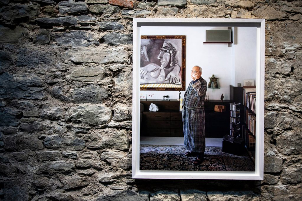 Ritratti di Alec Soth a Cortona On The Move 2021 - I know how furiosly your heart is beating
