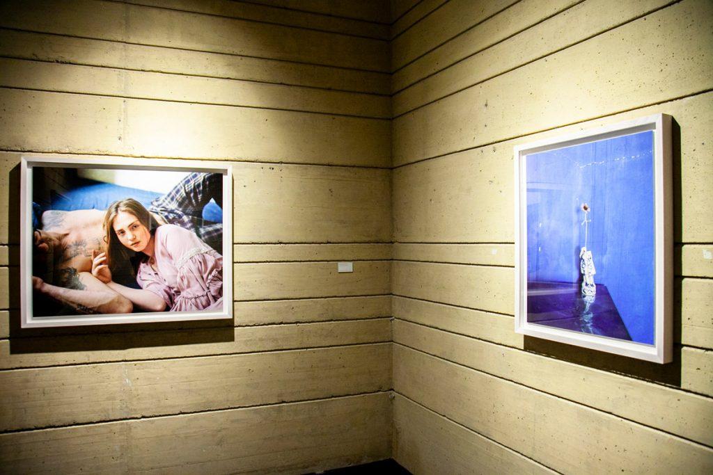 Sonya e Dombrovsky e La Stanza Blu - Alec Soth